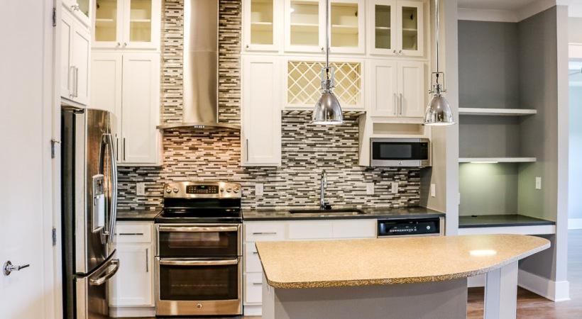 Executive Apartment Kitchen