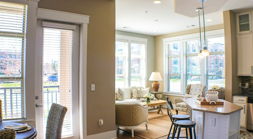 Spacious Floorplans- Apartments at Palladian Place